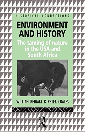 Environment and History 9780415114684