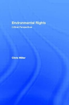 Environmental Rights: Critical Perspectives 9780415170642