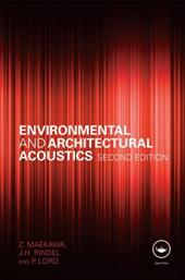 Environmental and Architectural Acoustics 1328620