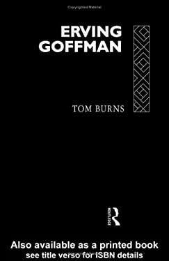 Erving Goffman 9780415067720