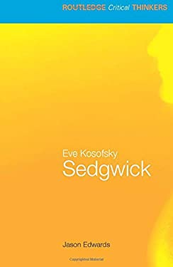 Eve Kosofsky Sedgwick 9780415358453