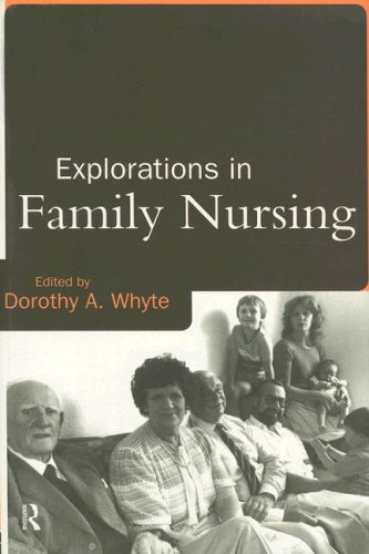Explorations in Family Nursing 9780415133500
