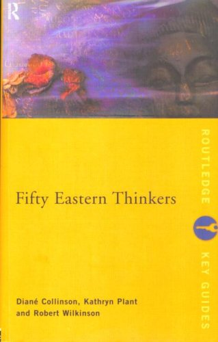 Fifty Eastern Thinkers 9780415202848