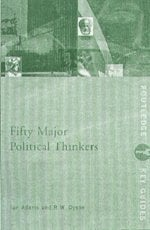 Fifty Major Political Thinkers 9780415228114