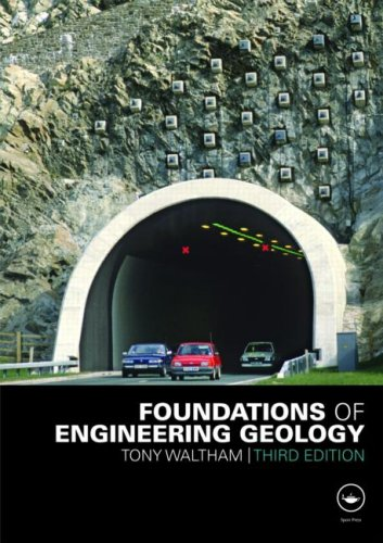 Foundations of Engineering Geology 9780415469609