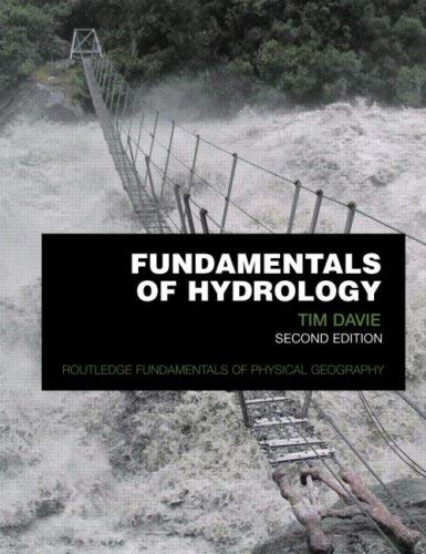 Fundamentals of Hydrology 9780415399876