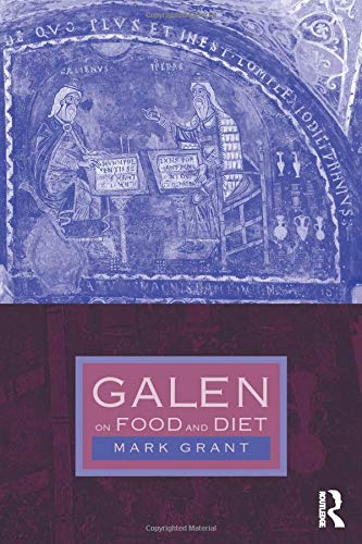 Galen on Food and Diet 9780415232333