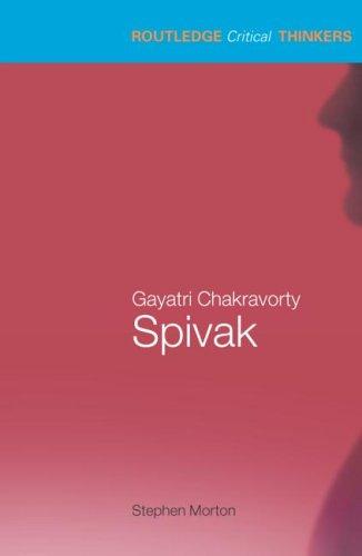 Gayatri Chakravorty Spivak 9780415229357