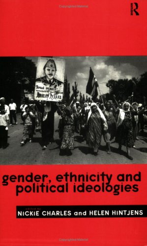 Gender, Ethnicity and Political Ideologies 9780415148214