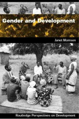 Gender and Development 9780415266895