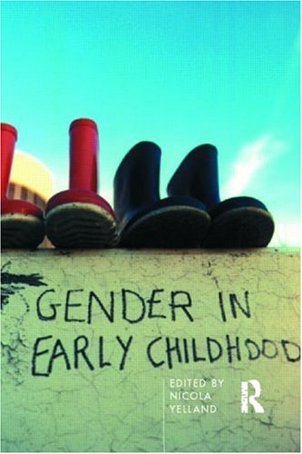 Gender in Early Childhood 9780415154093