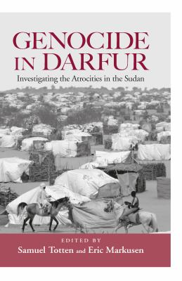 Genocide in Darfur: Investigating the Atrocities in the Sudan 9780415953290