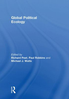 Global Political Ecology 9780415548144
