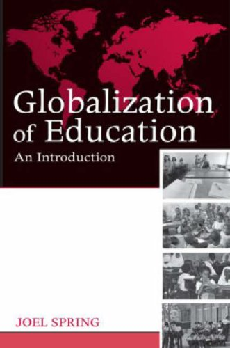 Globalization of Education: An Introduction 9780415989466