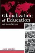 Globalization of Education: An Introduction 9780415989473