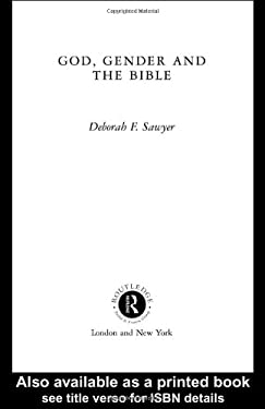 God, Gender and the Bible 9780415174831