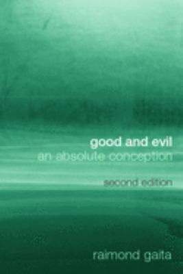 Good & Evil: Absolute Concepts 9780415332897