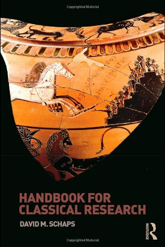 Handbook for Classical Research 9780415425230