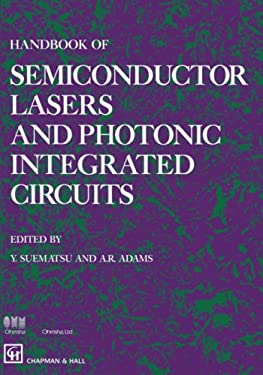 Handbook of Semiconductor Lasers and Photonic 9780412547201