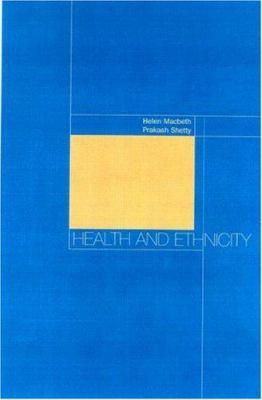 Health and Ethnicity 9780415241663