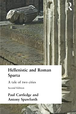 Hellenistic and Roman Sparta 9780415262774