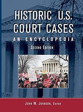 Historic U.S. Court Cases: An Encyclopedia 9780415930192