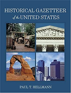 Historical Gazetteer of the United States 9780415939485