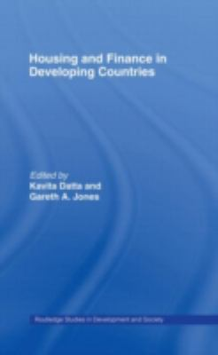 Housing and Finance in Developing Countries 9780415172424