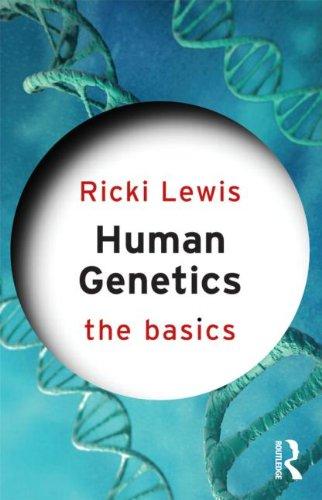 Human Genetics: The Basics 9780415579865