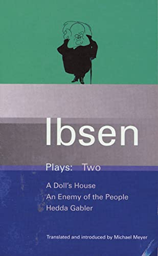 Ibsen Plays Two 9780413463401