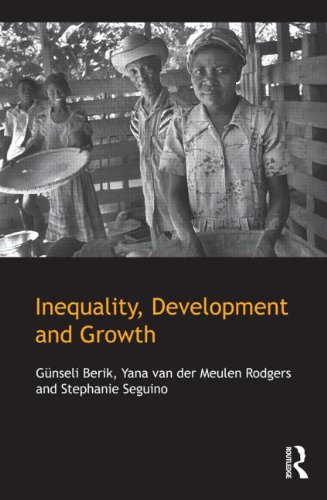 Inequality, Development, and Growth 9780415609944