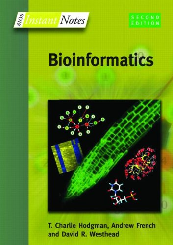 Bionformatics 9780415394949
