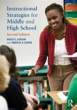 Instructional Strategies for Middle and High School 9780415898133