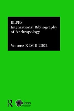 Ibss: Anthropology: 2002 Vol.48 9780415326346