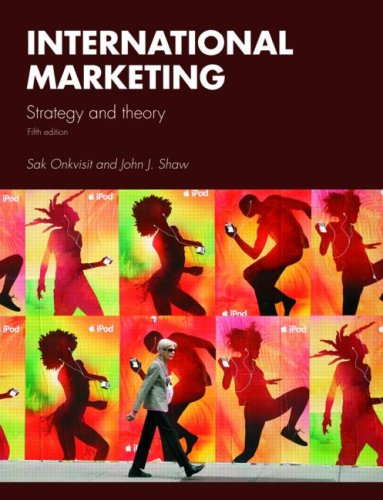 International Marketing: Strategy and Theory 9780415772624