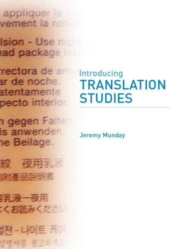 Introducing Translation Studies: Theories and Applications 9780415229272