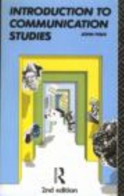 Introduction to Communication Studies 9780415046725