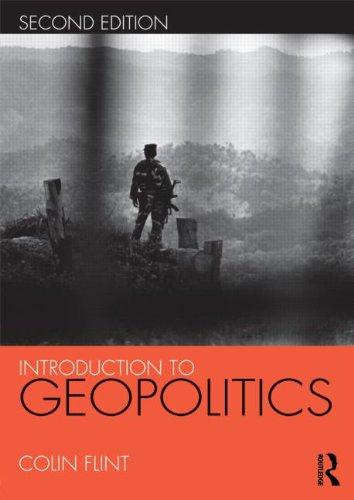 Introduction to Geopolitics 9780415667739