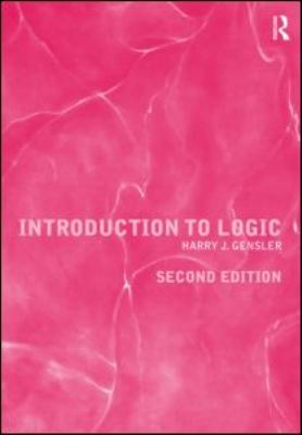 Introduction to Logic - 2nd Edition