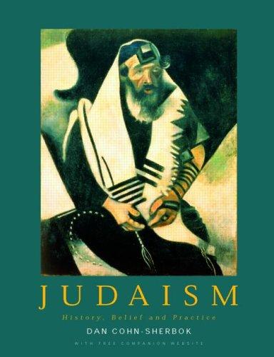 Judaism: History, Belief and Practice 9780415236614