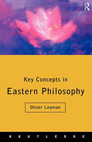 Key Concepts in Eastern Philosophy 9780415173636