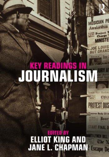 Key Readings in Journalism 9780415880282