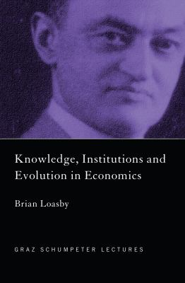 Knowledge, Institutions and Evolution in Economics 9780415205375