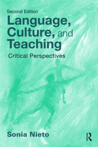 Language, Culture, and Teaching: Critical Perspectives 9780415999748