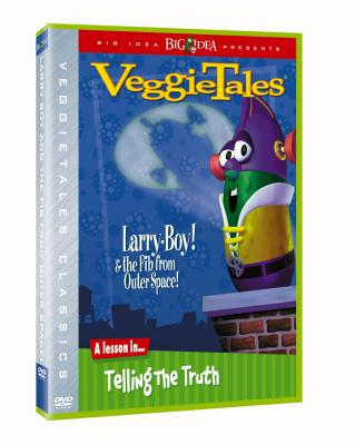 Larry Boy & the Fib from Outerspace/Larry Boy and the Rumor Weed: VeggieTales Double Feature
