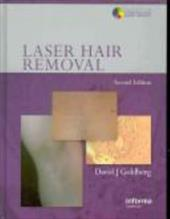 """The author of the best-selling text on """"Laser Hair Removal"""" now returns to the subject. The topic has moved on immensely in the period between editions: of course, there have been technological innovations with lasers themselves - and this text notes the implications of these - but the most important developments have been in the nuanced approach now adopted in practice by cosmetic surgeons. The avoidance of complications, problematic skin, and practical pearls have all assumed a much higher importance, and accordingly these topics now have increased material devoted specifically to them in this text. No practitioner of laser hair removal can afford to be without this improved clinical resource.    """"Laser Hair Removal: """""""