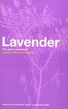 Lavender: The Genus Lavandula 9780415284868