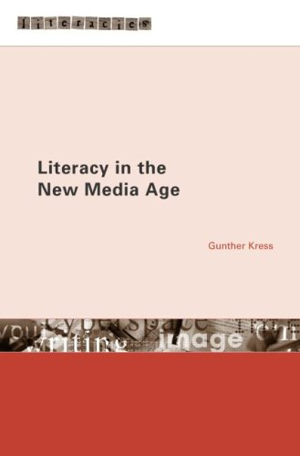 Literacy in the New Media Age 9780415253567