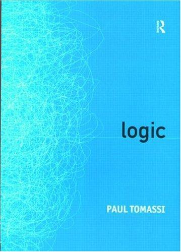 Logic 9780415166966
