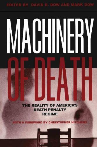 Machinery of Death: The Reality of America's Death Penalty Regime 9780415932677